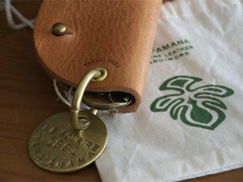 Teha'amana テハマナ Key Case ¥5,000 + tax