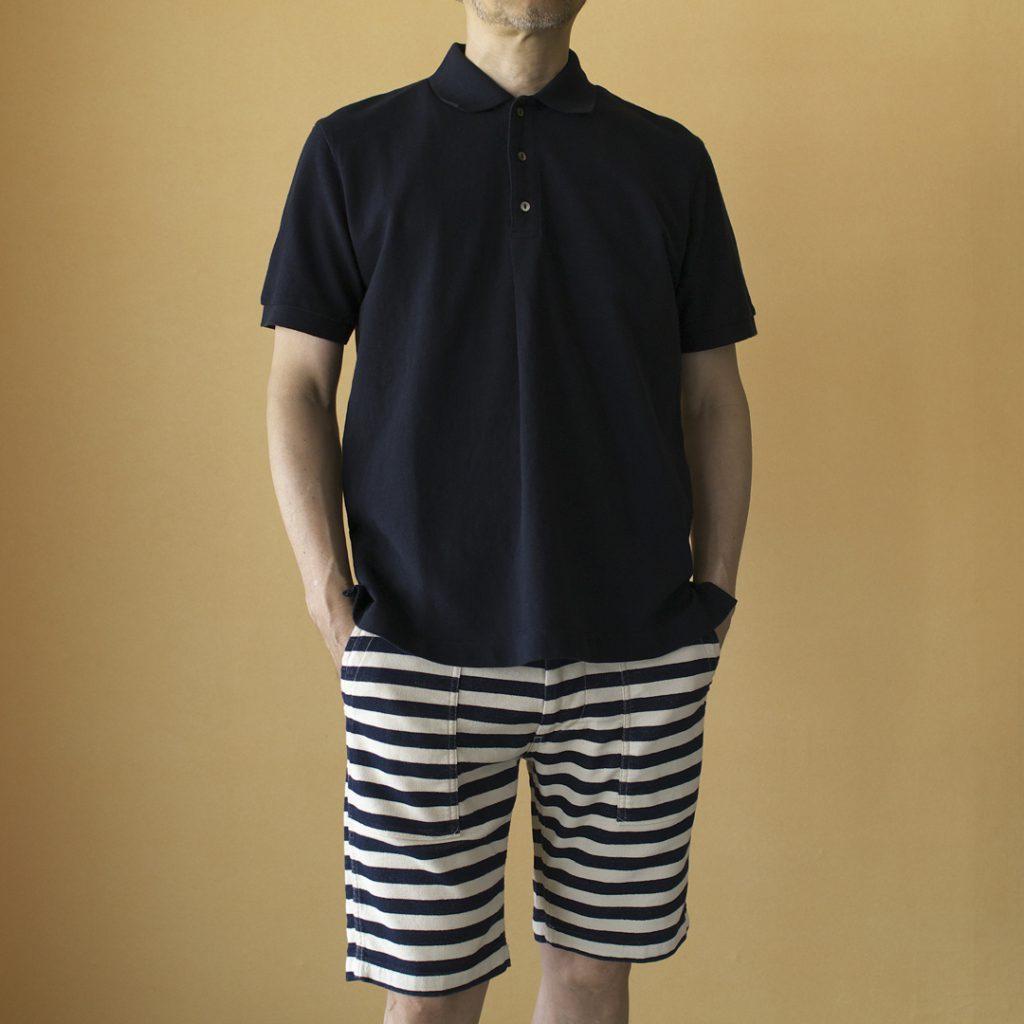 FOB FACTORY エフオービーファクトリー F4147 relax baker shorts リエラックスベイカーショーツ