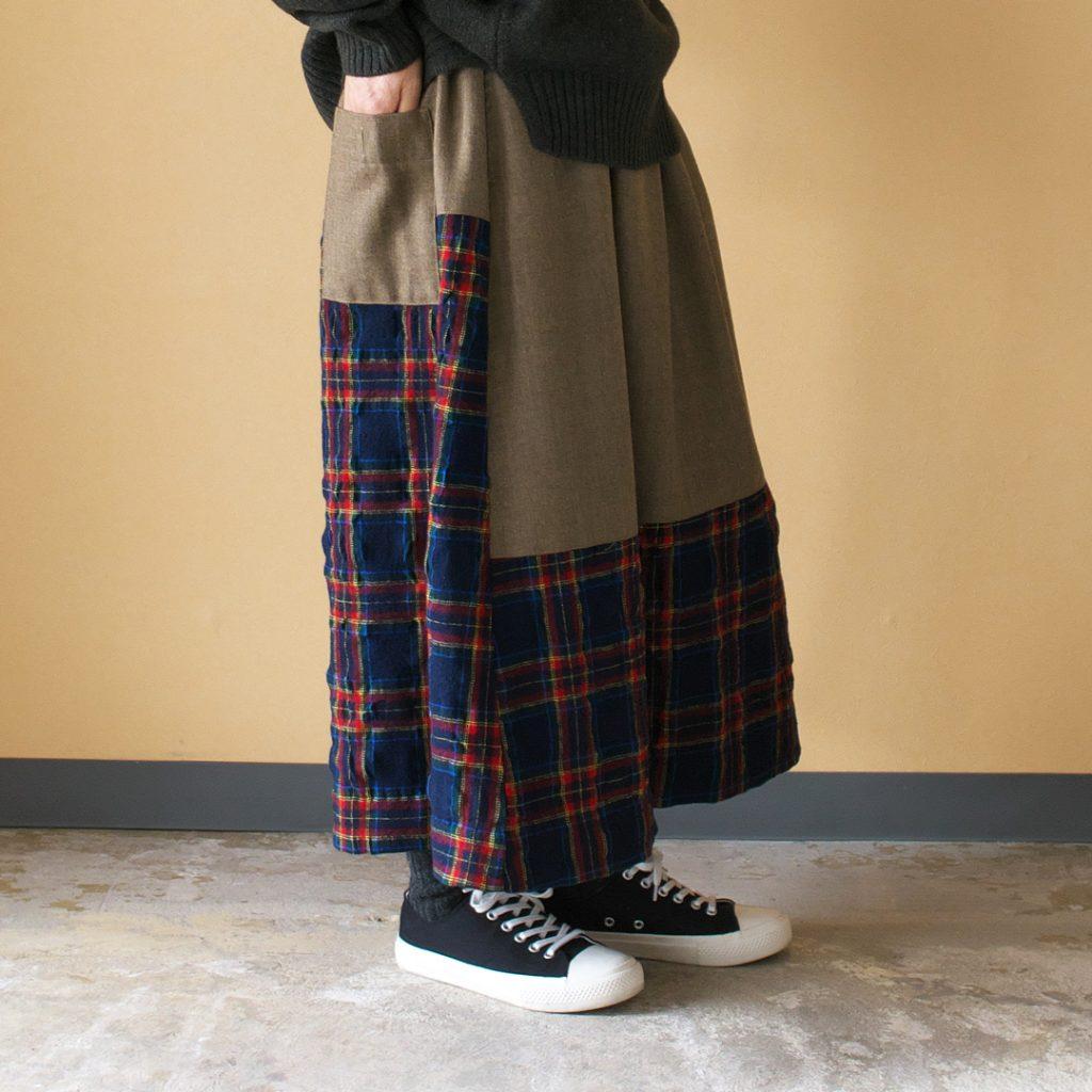快晴堂スカート