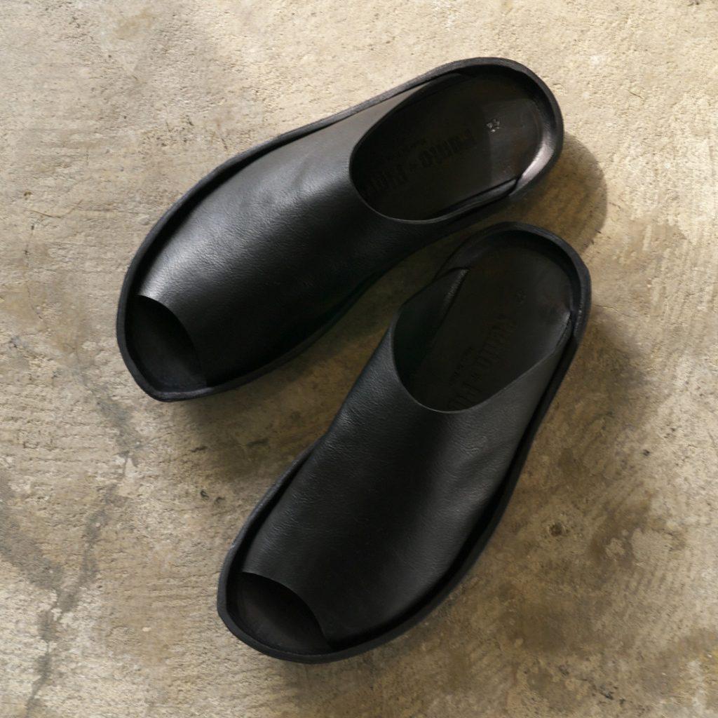 punto pigro プントピグロ open toe sandals オープントゥーサンダル