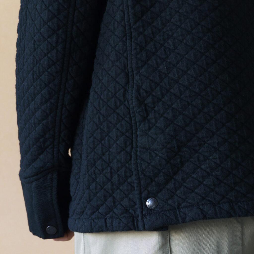 ARMEN アーメン NAM0202B shirt collar jacket シャツカラージャケット