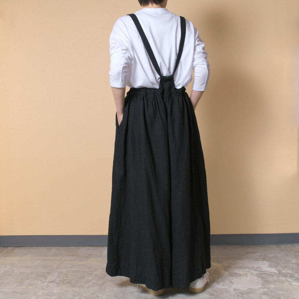 TRAVAIL MANUEL トラバイユマニュアル クラシック天竺ロングスリーブバインダーTシャツ