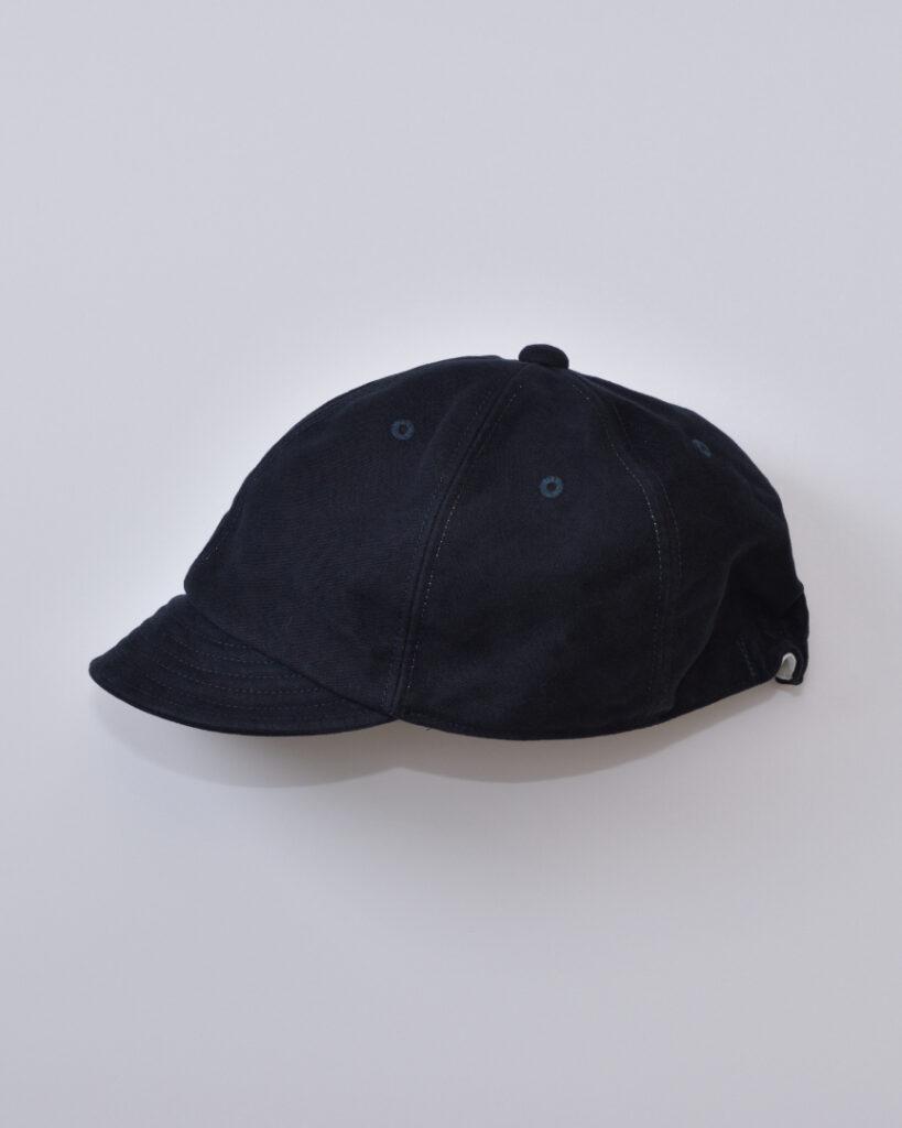FOB FACTORY エフオービーファクトリー F922 MOLESKIN BAKER CAP モールスキン ベイカー キャップ